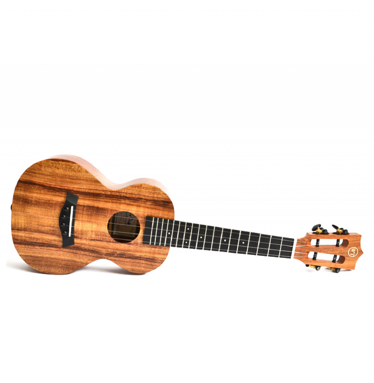 Twisted Wood Koa Ukulele - KO1000 down