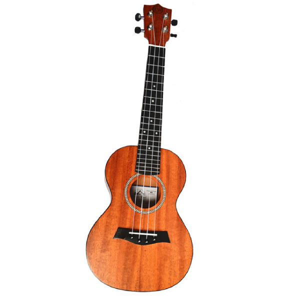 Twisted Wood Rocket Roots Ukulele - TYO50