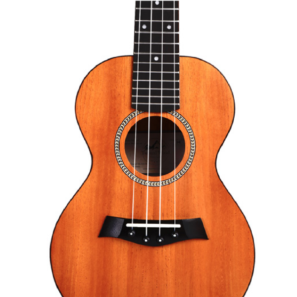 Twisted Wood Rock Roots Ukulele - RR200 zoom 2