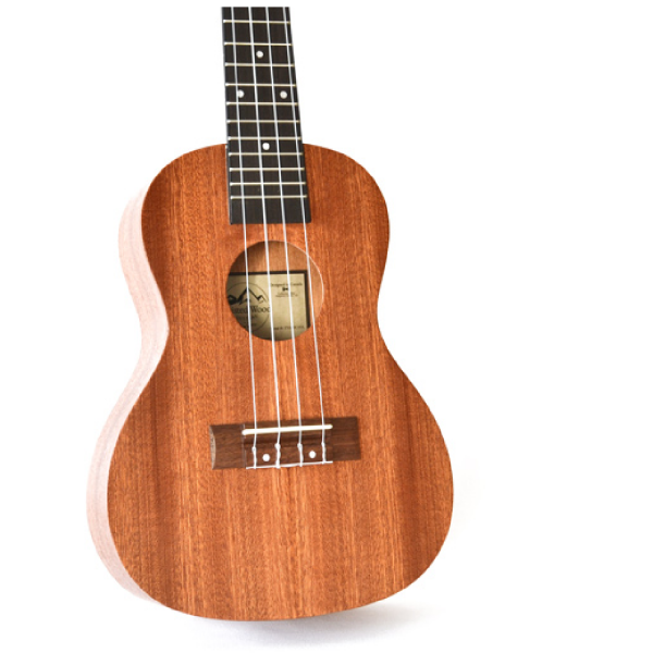 Twisted Wood Tyro Ukulele - TYO50 body