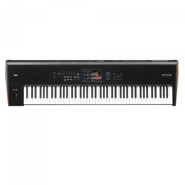 Korg NAUTILUS 88 top