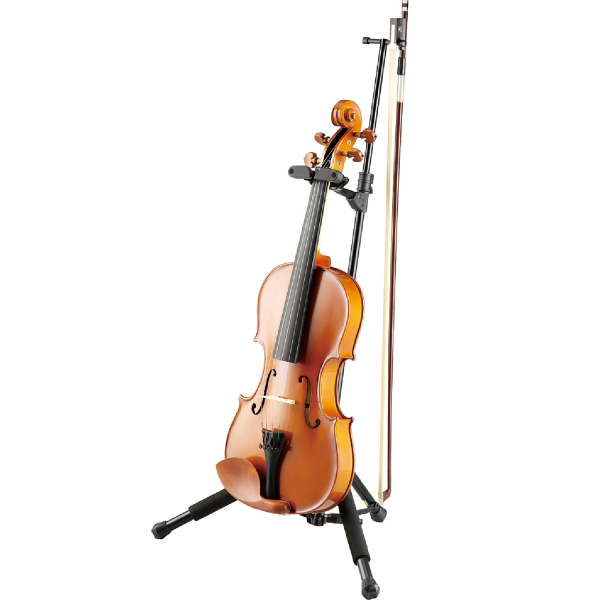 Hercules DSS571BB Violin Stand with violin
