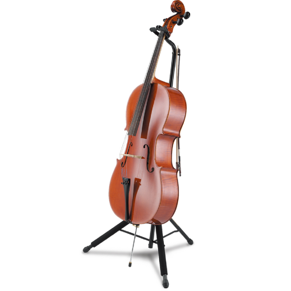 Hercules DSS580B Cello Stand with Cello