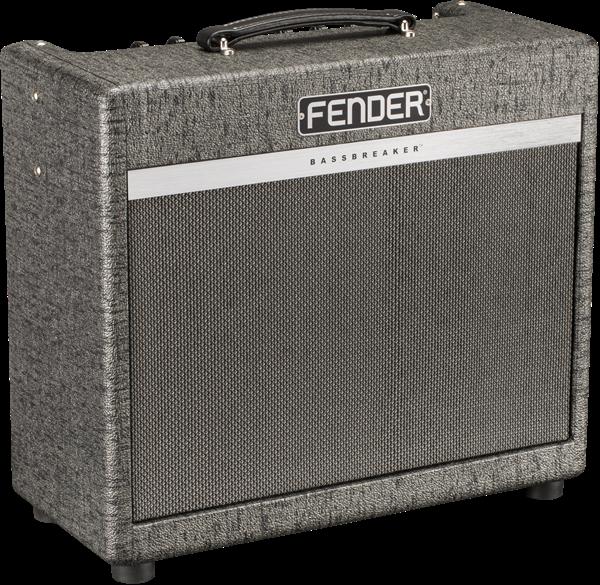 Fender Bassbreaker 15 Combo Gunmetal