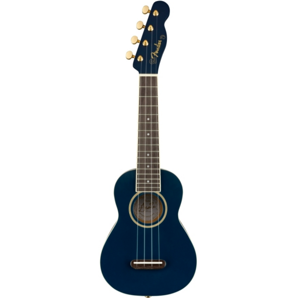 Fender - Grace VanderWaal Moonlight Ukulele - Navy Blue - 0971610102