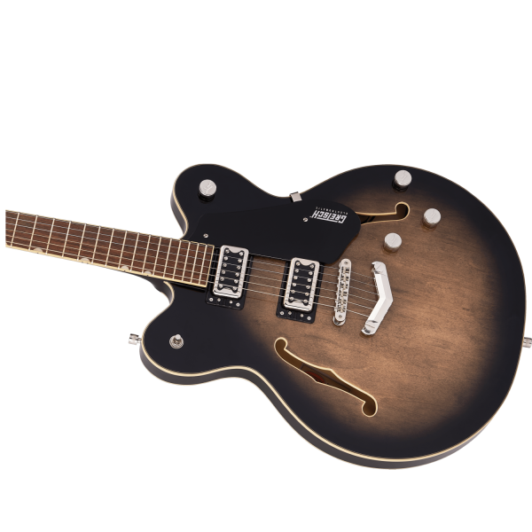 Gretsch - G5622 Electromatic Center Block Double-Cut with V-Stoptail - Laurel Fingerboard - Bristol Fog-2508300526-front2