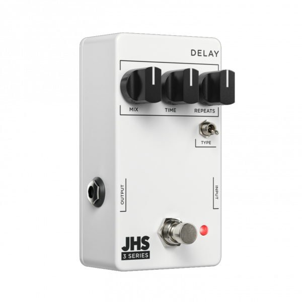 JHS Pedals - 3 Series Delay-front2