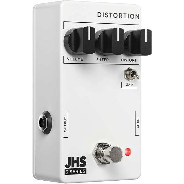JHS Pedals - 3 Series Distortion-front2