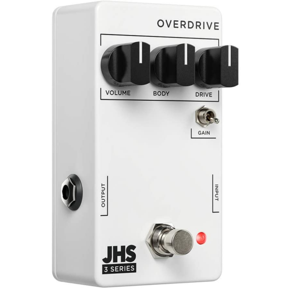 JHS Pedals - 3 Series Overdrive-front2