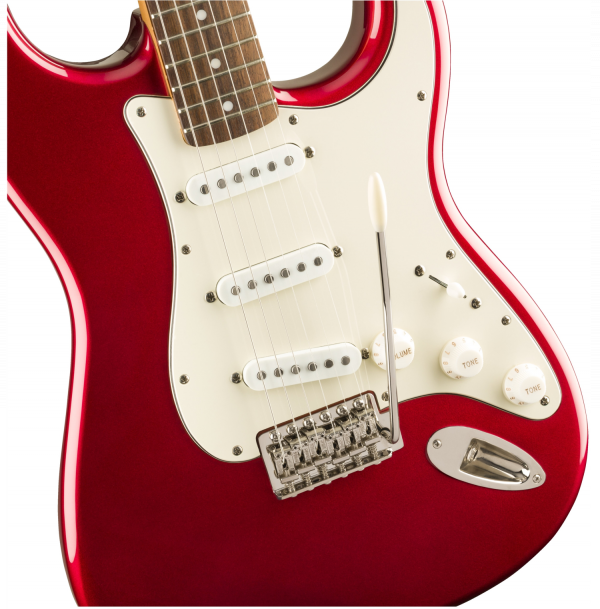 Squier - Classic Vibe '60s Stratocaster - Laurel Fingerboard – Candy Apple Red - 0374010509-front2
