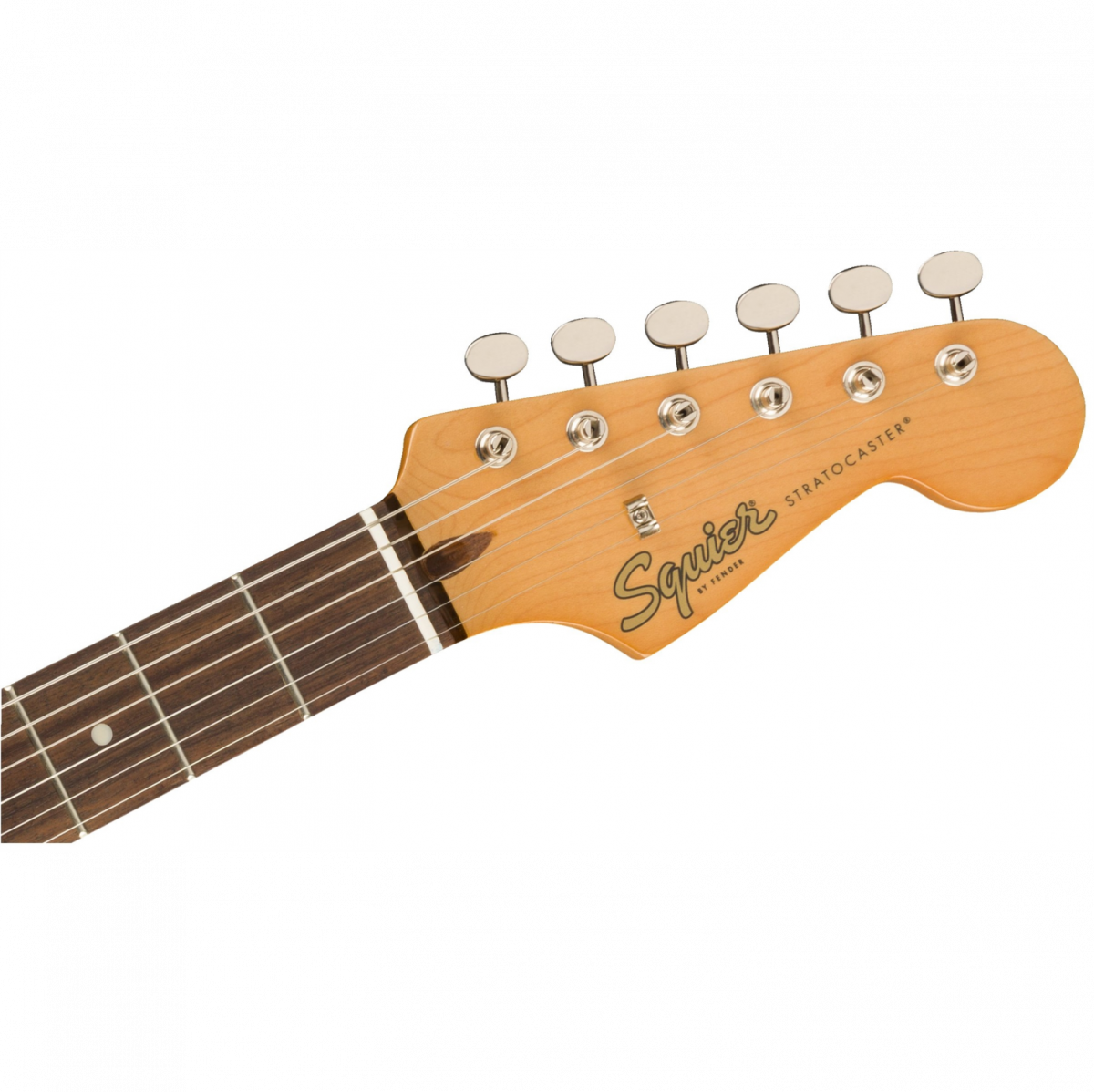 Squier - Classic Vibe '60s Stratocaster - Laurel Fingerboard – Candy Apple Red - 0374010509-head