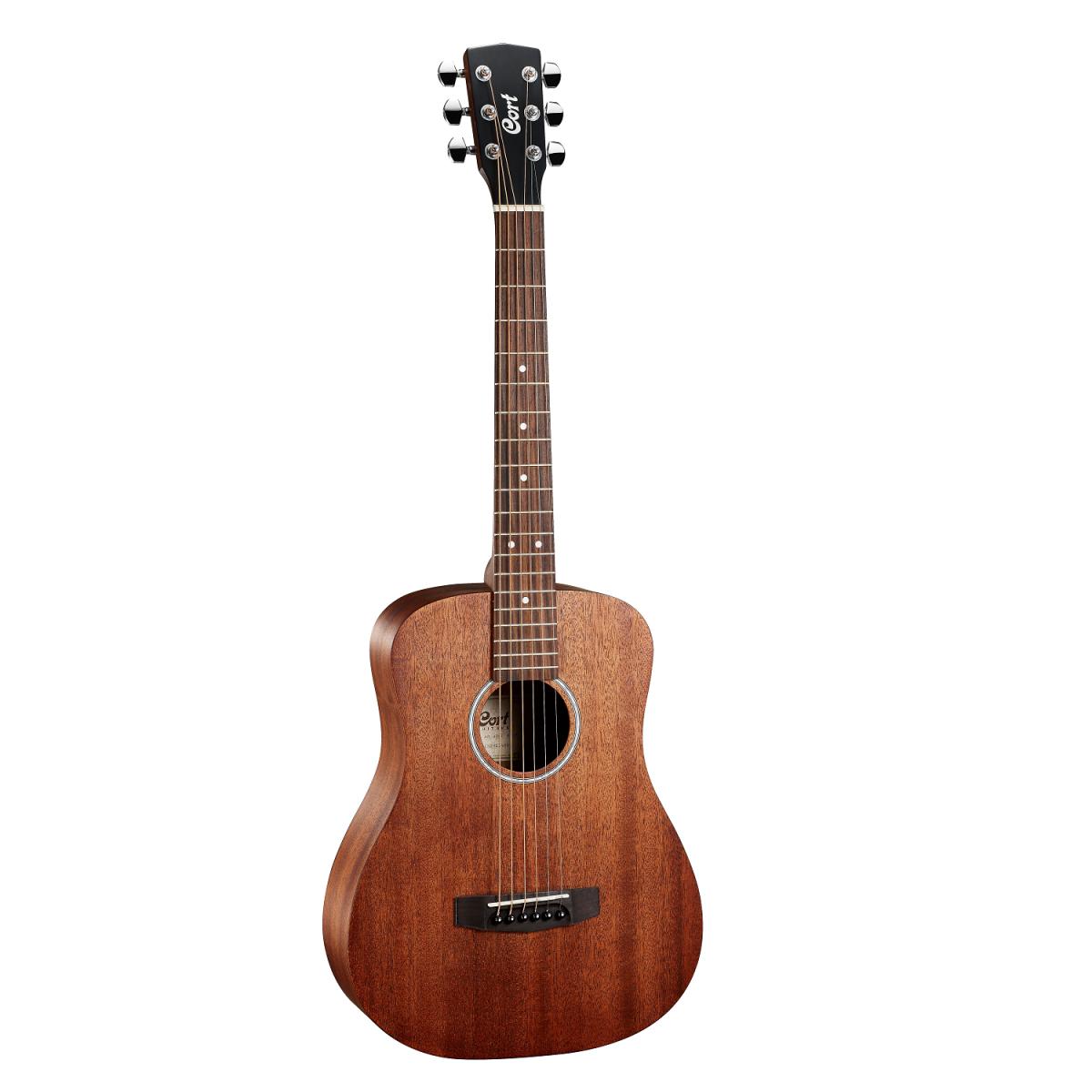 Cort Ad Mini M All Mahogany Acoustic Guitar