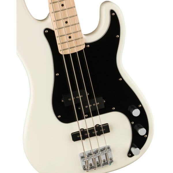 Squier - Affinity Series™ - Precision Bass PJ - Olympic White - 0378553505nt2