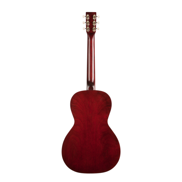 Art & Lutherie Roadhouse Tennesse Red back