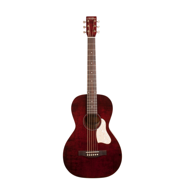 Art & Lutherie Roadhouse Tennesse Red front