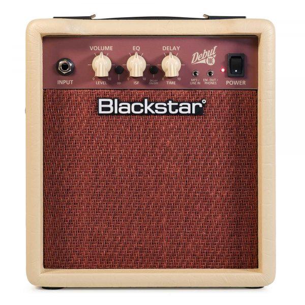 Blackstar Debut 10E front