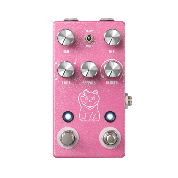 JHS- Lucky Cat - Delay pedal