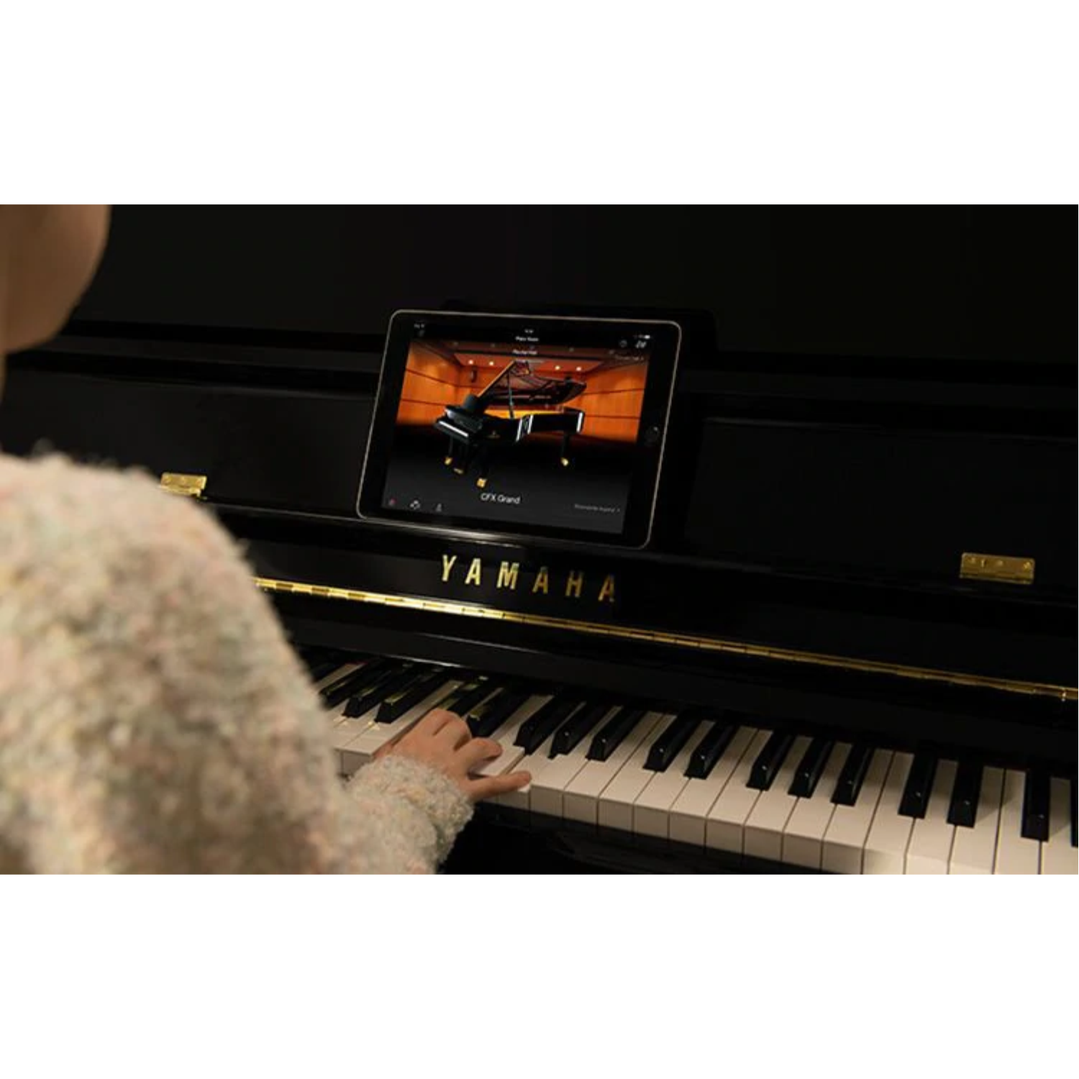 Yamaha - GC1SHTA2 - TransAcoustic Grand Piano Smart Pianist