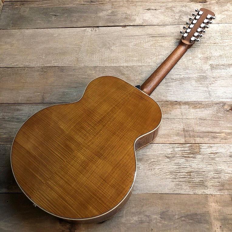 Boucher - SG12-63E Studio Goose Jumbo 12-strings back