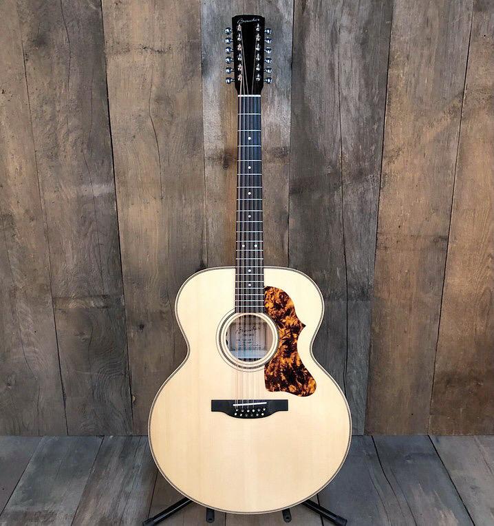 Boucher - SG12-63E Studio Goose Jumbo 12-strings front
