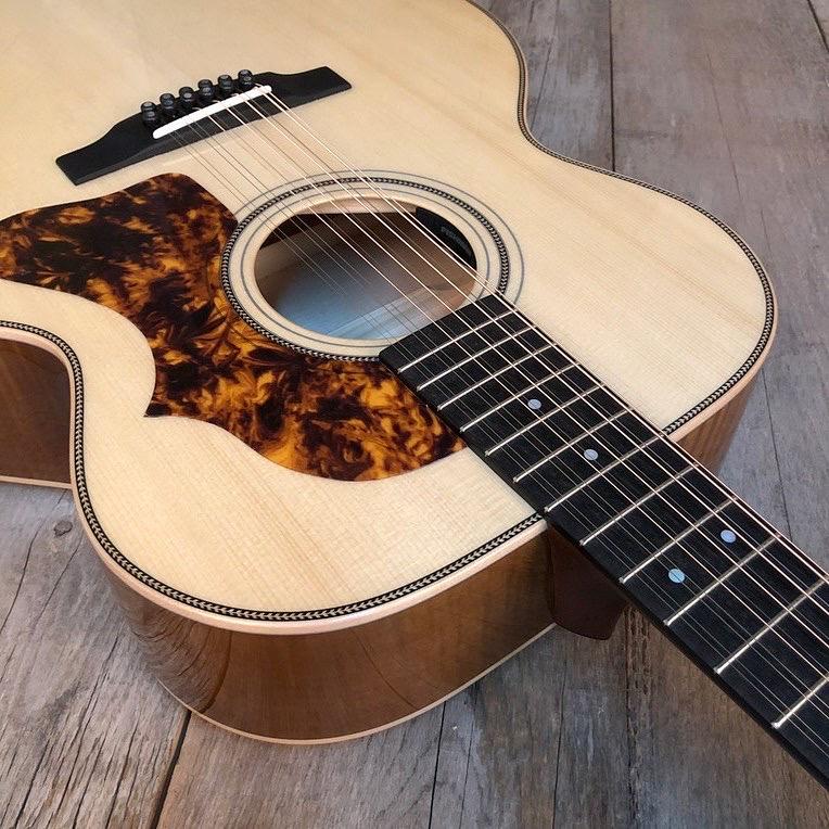 Boucher - SG12-63E Studio Goose Jumbo 12-strings top body