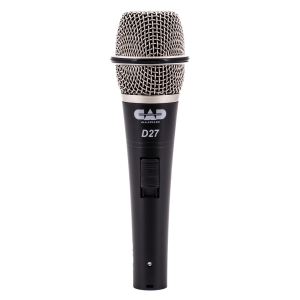 CAD - SuperCardioid Dynamic Handheld Microphone
