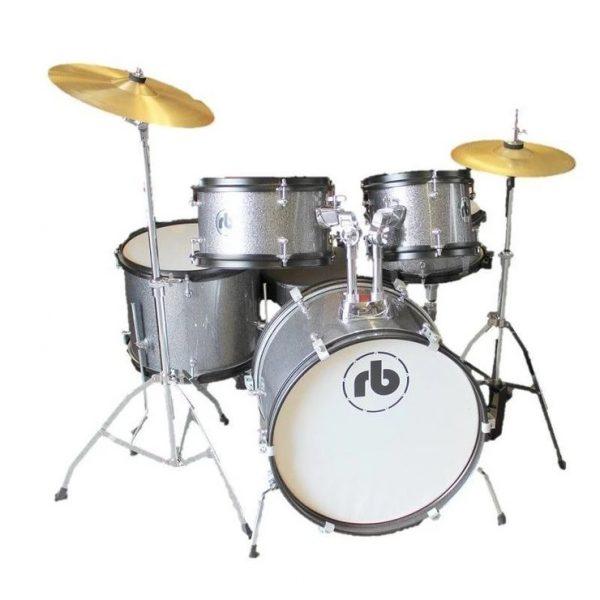 RB-JR5-SGR Junior Drum Kit