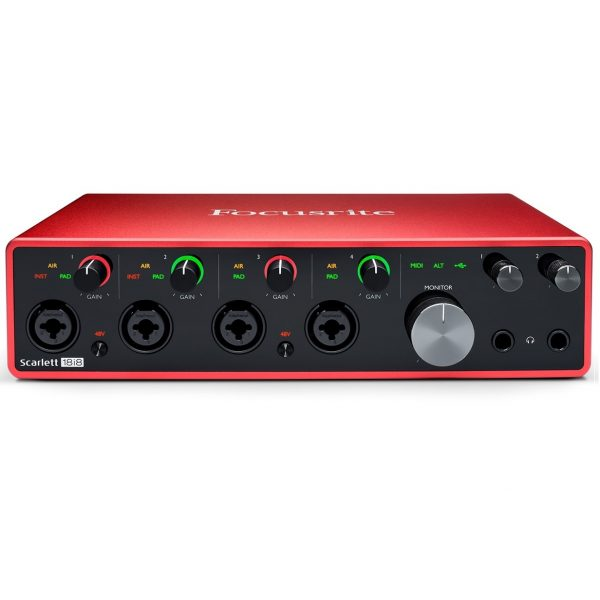 Focusrite Scarlett 18i8 - Audio Interface